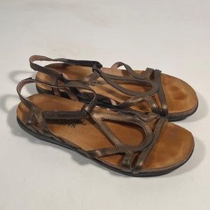 Naot Dorith Comfort Sandals Women Size 9